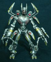 Ultron Armored by Shinobitron