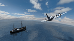 Daz Caparros Mausel P3 Fishingboat Flyby 6 by anthsco