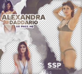 Png Pack 3841 - Alexandra Daddario by southsidepngs