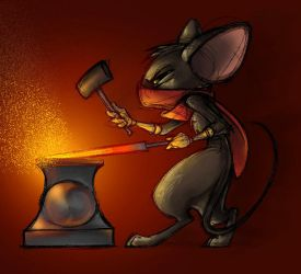 Mouse Guard Roleplay Schtuff by SuperSorrel007