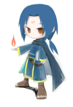 Chibi Soren by mausmouse