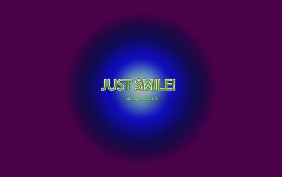 just smile by davidhyno