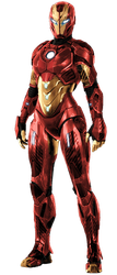 Iron-Heart PNG by Gasa979