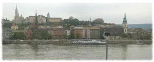 Budapest panorama by AmyKPhotos