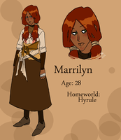 Marrilyn by hyperionwitch