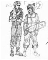 Ernest et Keith by Nee-k