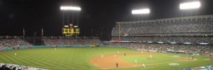Dodger Stadium by jmanx