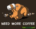 Need More Coffee by ramy