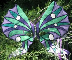 Moon Moth by MetallicVisions