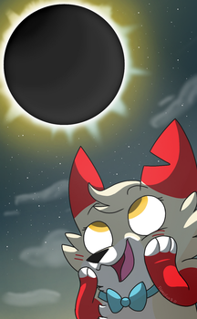 Eclipseeee by Flamofox