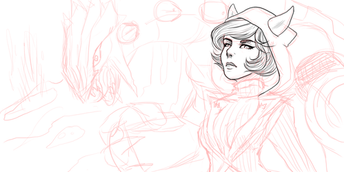 magma admin courtney wip by StarCanyon