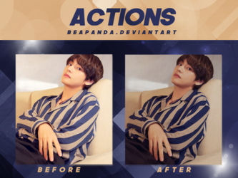 | ACTION 002 | by BEAPANDA