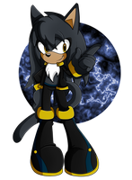 Commission: Prodigy the Panther by Autumn--Falls