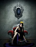 Snow White Stephmother by AlexanderCasteels