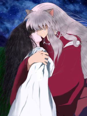 Tears In Heaven (InuYasha Kikyou forever) by 000SkyArrow000