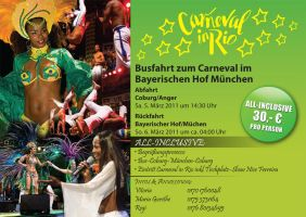 Carneval in Rio 2010 in Munich by creativeIntoxication