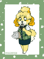 Isabelle by Thalateya