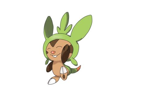 Chespin by cereza13