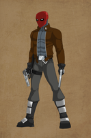 Red Hood by Flick-the-Thief