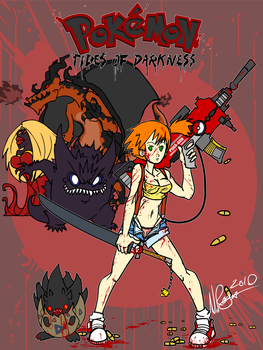 Pokemon: Tides of Darkness by The-Knick