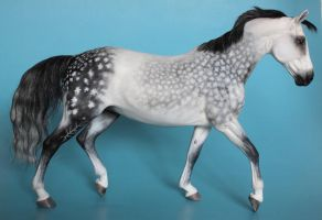 Breyer Valentine custom repaint by arcadian7