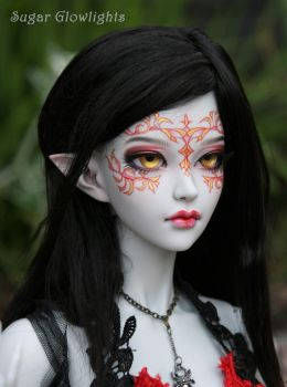 F65 Siean faceup commission *sold* by sugar-glowlights