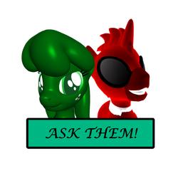 Ask Them On Tumblr by KittyCutieMeow