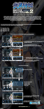 Busou Shinki pic guide for Rail Action (PSP) by EvannGeo