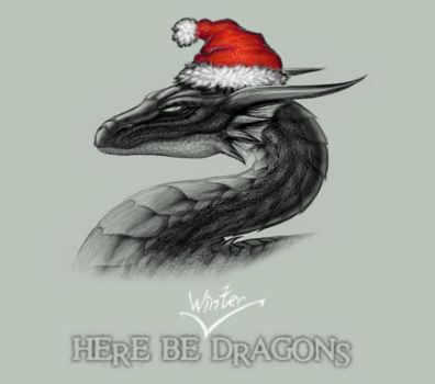 Here Be Winter Dragons by LeoJr