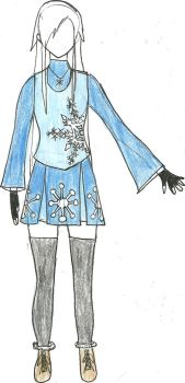 Female Jack Frost Design 1 by sukijanai19