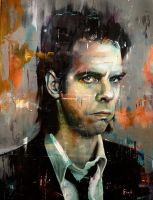 Nick Cave1 by cloudgap