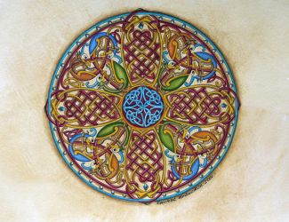 Celtic Design 2 by CelticArt