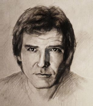 Han Solo by Zusacre