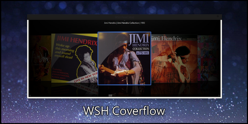 WSH CoverFlow by Br3tt