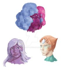 steven universe by lullaby71