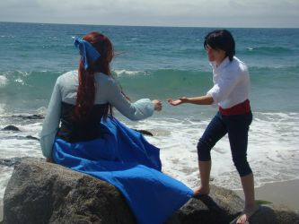 The Little Mermaid: Don't Be Shy by SoaringVisions