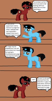 EPISODE 3: the edge of catastrophe part: 2 by Twilyx360