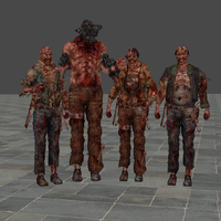 Resident evil revelations 2 by RealMoonlight