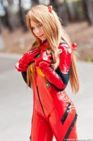 Asuka Soryu Langley by HeavenAndSky