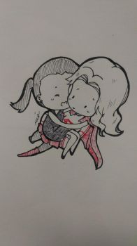 Tiny Supercorp by criselaine