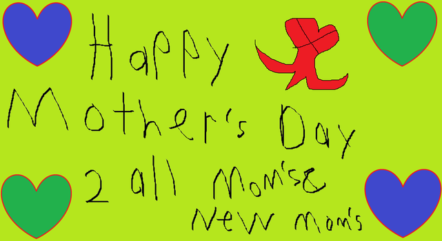 Happy Mother's Day by Darksoulmaster33