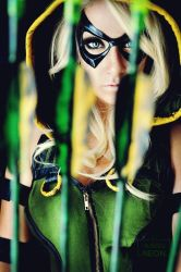 Green Arrow - Oliver Queen by Its-Raining-Neon