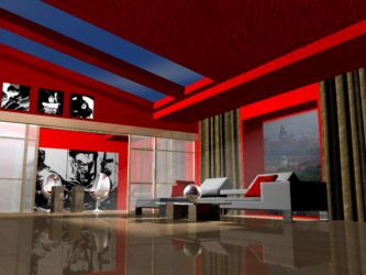 Red Room by connerche