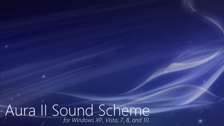 Aura II Sound Scheme by WindowsSenpai