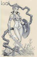 Teela by MichaelDooney