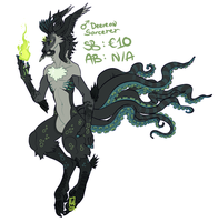 Deereon Sorcerer Auction by LiLaiRa