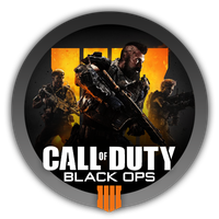 Call of Duty Black Ops 4 - Icon by Blagoicons