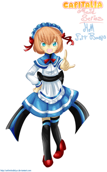 Capitalia Maid Series #06 - HM Fort Roughs by UnlimitedSkye