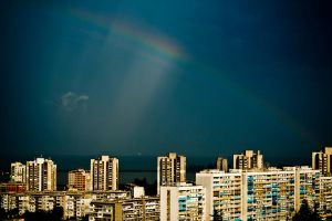 over the rainbow by Profundus-Atis