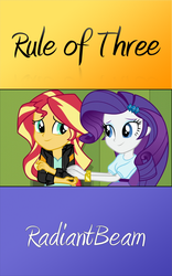 FiMFic Cover - Rule of Three by MLP-NovelIdea